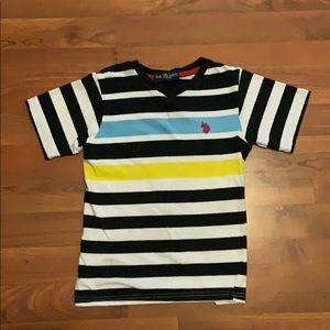 Polo boys shirt size 5-6